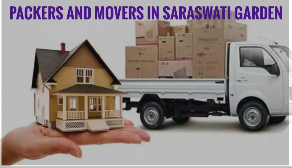 Packers And Movers In Saraswati Garden