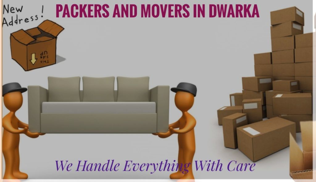 Packers And Movers In Dwarka.