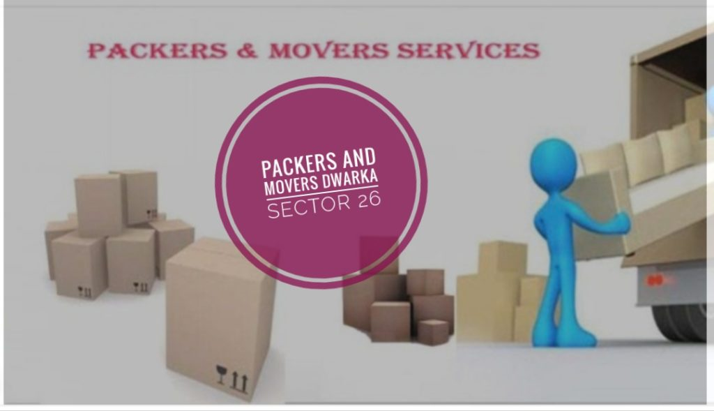 Packers And Movers Dwarka Sector 26