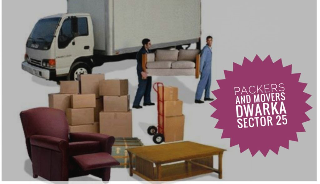 Packers And Movers Dwarka Sector 25