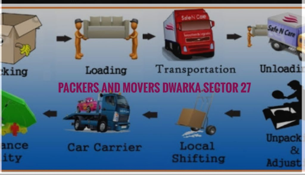 Packers And Movers Dwarka Sector 27