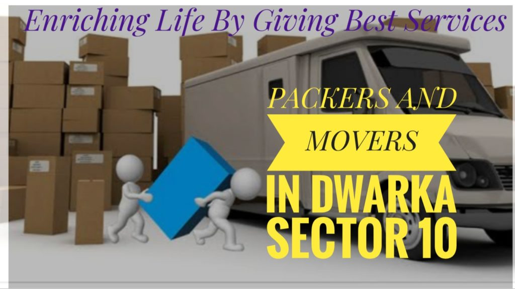 Packers And Movers In Dwaka Sector 10