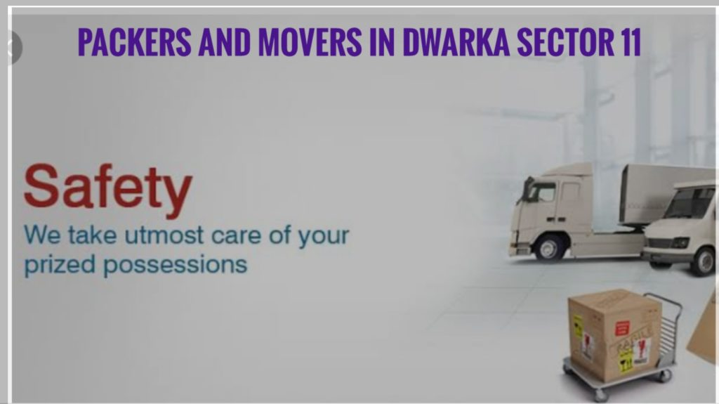 Packers And Movers In Dwaka Sector 11