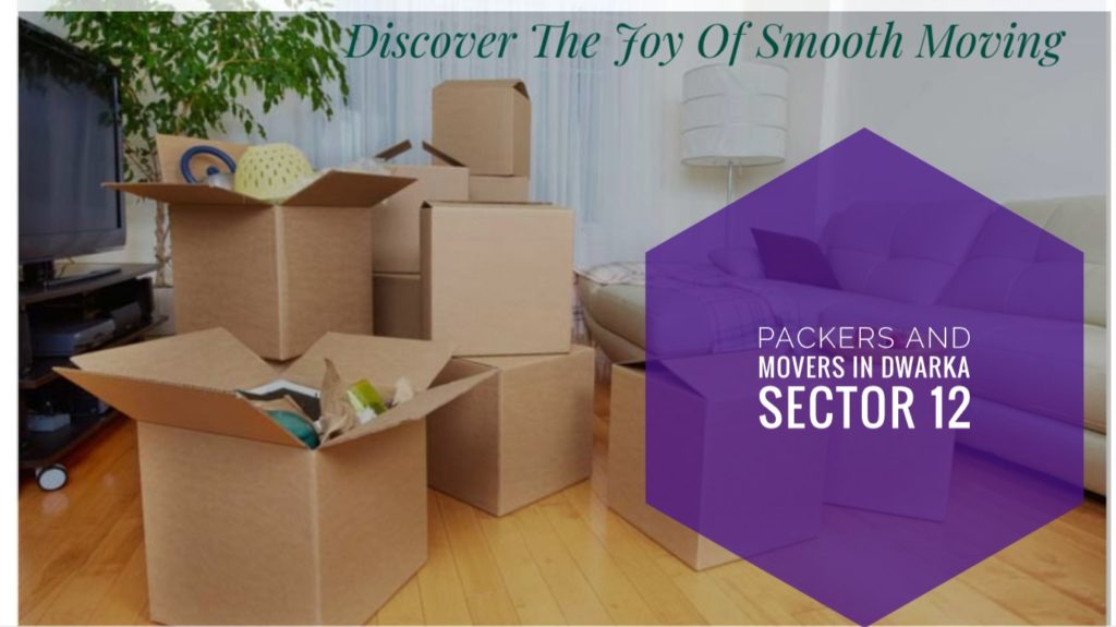 Packers And Movers In Dwaka Sector 12