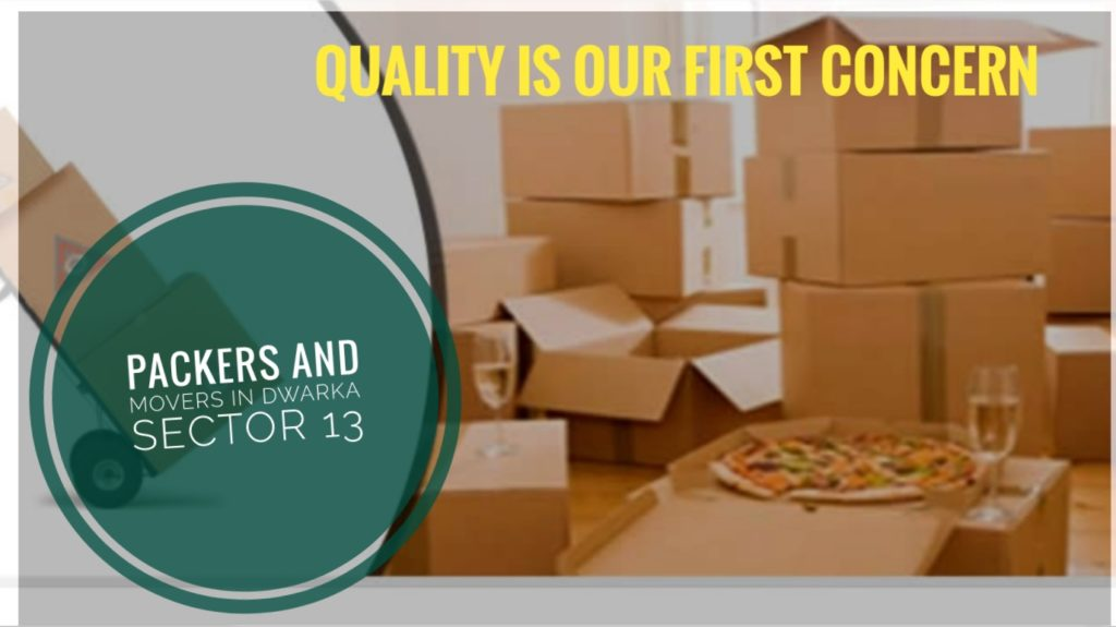 Packers And Movers In Dwaka Sector 13