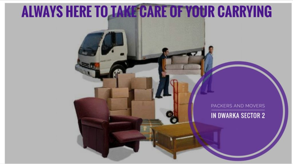 Packers And Movers In Dwaka Sector 2