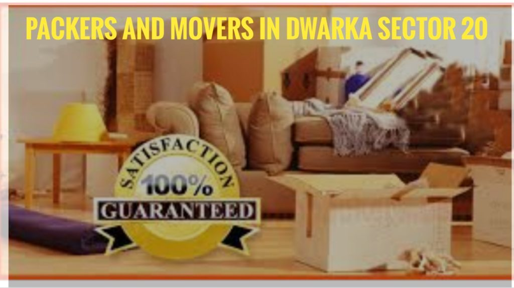 Packers And Movers In Dwaka Sector 20