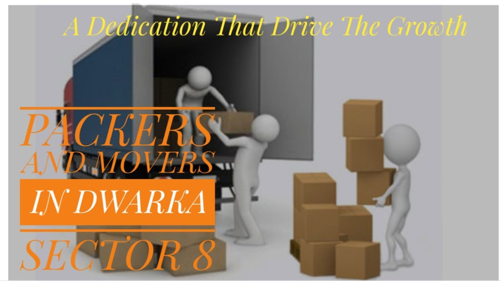 Packers And Movers In Dwaka Sector 8
