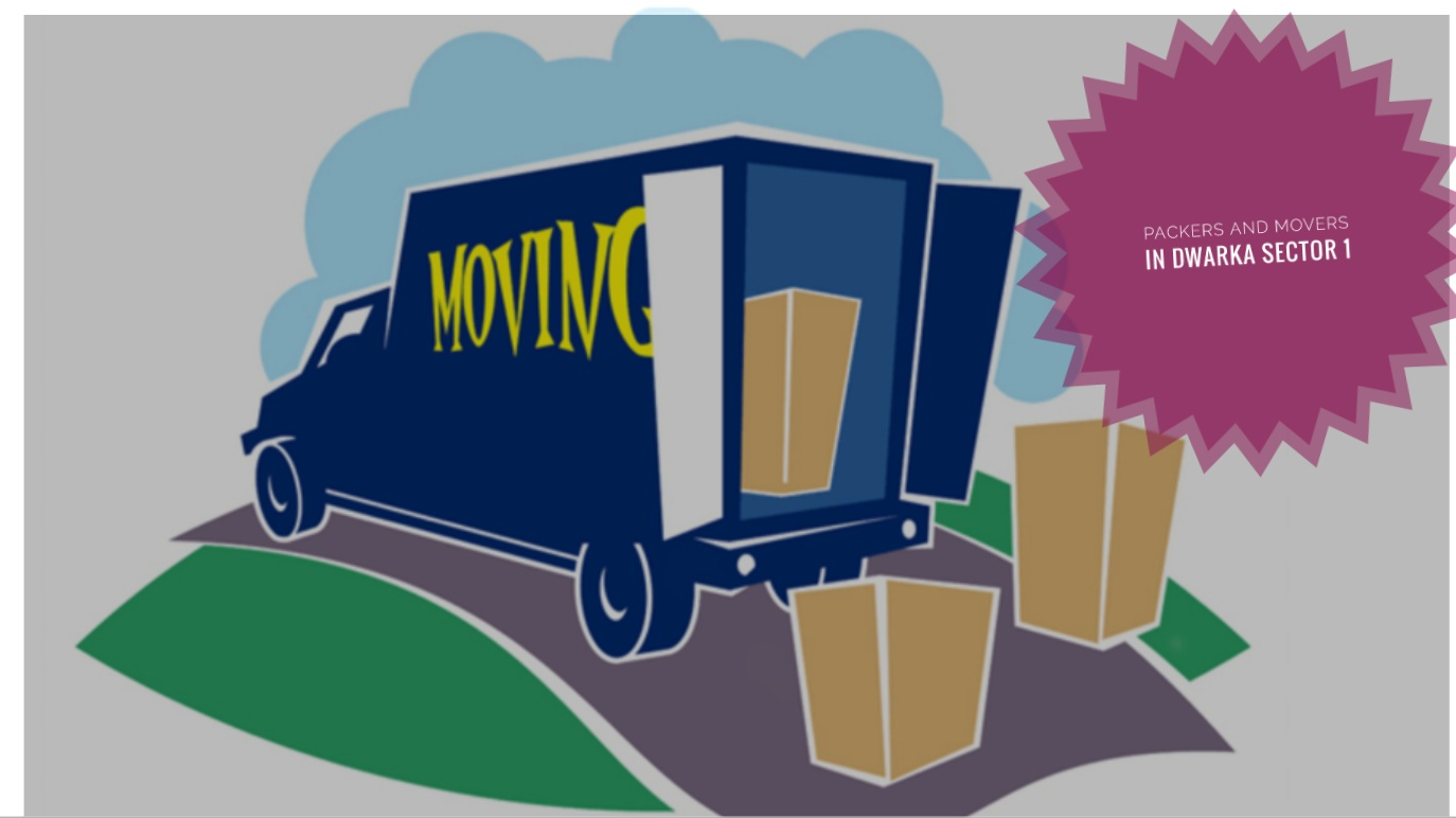 Packers And Movers In Dwarka Sector 1