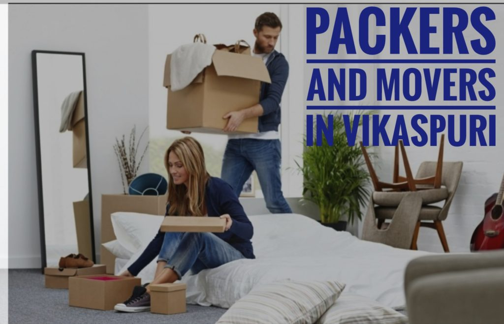 Pckers And Movers In Vikaspuri