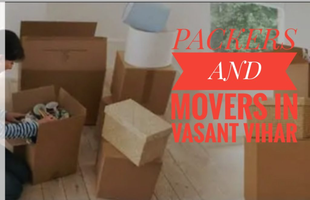 Packers And Movers In Vasant
