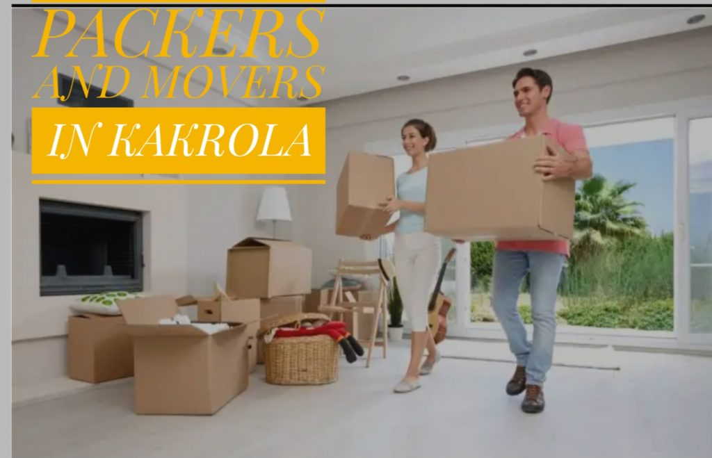 Packers And Movers In Kakrola