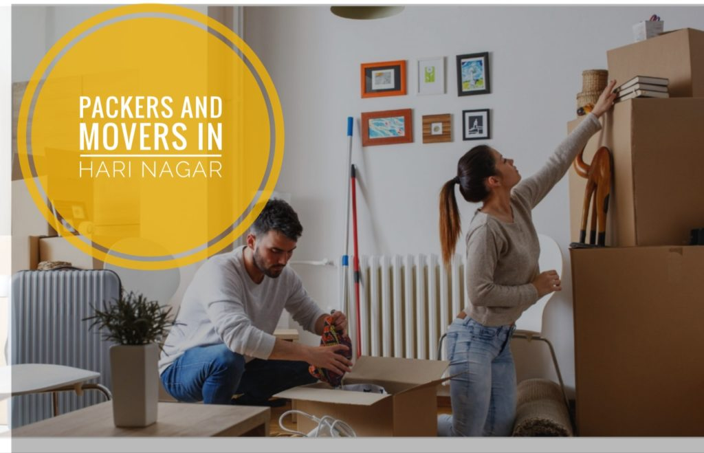 Packers And Movers Hari Nagar